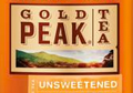 Golden Peak Unsweatened Ice Tea